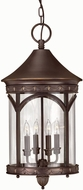 Hinkley 2312CB Lucerne 4 Light 26 Inch Outdoor Foyer Fixture