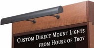 House of Troy Direct Mount Lights