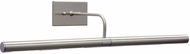 House of Troy DSL Direct Wire Slim-line Picture LIght in Satin Nickel (14 inch - 36 inch)