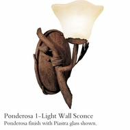 Kalco 3032 Ponderosa 1-Light Wall Sconce