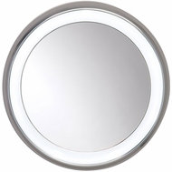 Tech 700BCTIGR Round Tigris Mirror with Halogen Lighting