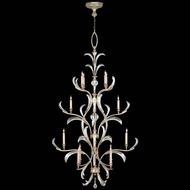 Fine Art Lamps 704040 Beveled Arcs Extra Large 16-lamp Chandelier Foyer Light