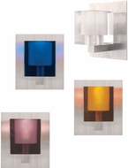 Tech 700WSCUBE Cube Wall ADA Halogen Wall Sconce