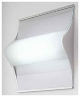 Zaneen D12004 Ice 2-light Contemporary Wall Sconce