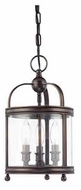 Hudson Valley 7809 Larchmont Small Style Foyer Light