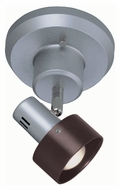 Lite Source LS16091 Duccio Silver Finish 6 Inch Diameter Ceiling Spot Light
