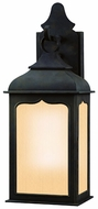 Troy BF2010CI Henry Street Fluorescent 15 Inch Tall Classic Outdoor Wall Lighting