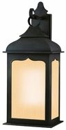 Troy BF2013CI Henry Street Fluorescent 26 Inch Tall Exterior Wall Sconce
