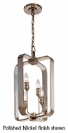Hudson Valley 7412 Rumsford Small Contemporary Foyer Pendant Light