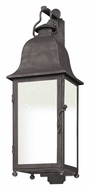 Troy BF3212 Larchmont Fluorescent Aged Pewter Outdoor Wall Light Fixture