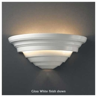 Justice Design 1555 Ambiance Supreme Wall Sconce