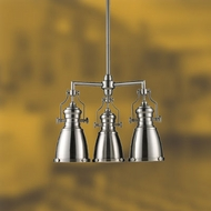 Vintage / Retro Lighting Chandeliers