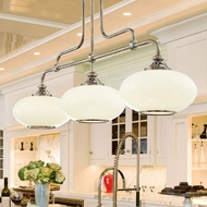 Genial Vintage / Retro Kitchen Island Lighting Fixtures
