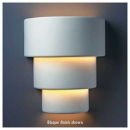 Justice Design 2235 Ambiance Large Terrace Wall Sconce