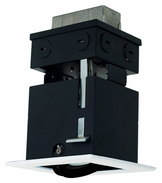Jesco MMGR1650-1EWB Mini Modulinear Remodel Black/White Recessed Light