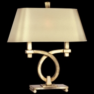 Fine Art Lamps 447110 Portobello Road Short 2-lamp Contemporary Table Lamp