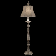 Fine Art Lamps 811115 Villa Vista Traditional Buffet Lamp with Shade