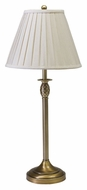House of Troy VG450-AB Vergennes Antique Brass 30 Inch Tall Table Top Lamp