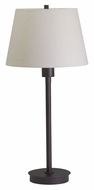 House of Troy G250-CHB Generation 25 Inch Tall Chestnut Bronze Table Top Lamp