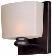 Maxim 9001DWOI Essence 1-light Oil-Rubbed Bronze Contemporary Wall Sconce Light