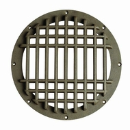 Hinkley 52901BZ Large Well Light Rock Guard
