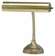 House of Troy AP10-20-71 Advent Antique Brass Finish 11 Inch Tall Desk Lamp