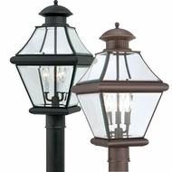 Quoizel RJ9011 Rutledge 20 Inch Tall Outdoor Large Post Lamp