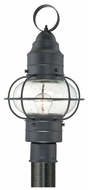 Quoizel COR9010K Cooper Nautical Medium Lantern 18 Inch Tall Outdoor Post Lamp