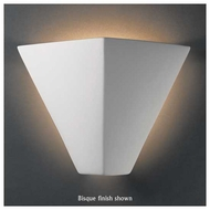 Justice Design 5130 Ambiance ADA Trapezoid Wall Sconce