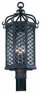 Troy 2375 Los Olivos Old World Outdoor Post Light
