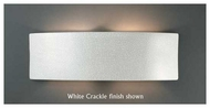 Justice Design 5205 Ambiance ADA Open Top Arc Wall Sconce