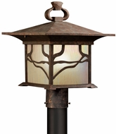 Kichler 9920DCO Morris 15 Inch Outdoor Post Lantern