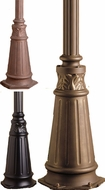 Kichler 9510 Bases for Posts for Outdoor Post Lights