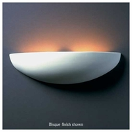 Justice Design 5300 Ambiance ADA Canoe Wall Sconce