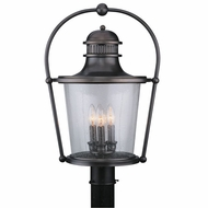 Troy P2036EB Guild Hall Large Outdoor Post Lantern