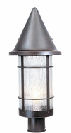 Arroyo Craftsman VP-7 Valencia Nautical Outdoor Light Post - 7.25 inches wide