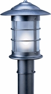 Arroyo Craftsman NP-14 Newport Nautical Outdoor Light Post - 20 inches tall