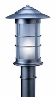 Arroyo Craftsman NP-9L Newport Nautical Outdoor Light Post - 15.125 inches tall