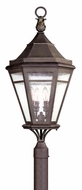 Troy P1275NR Morgan Hill Traditional Outdoor Light Post - 15 inches wide