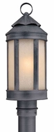 Troy P1464AI Anderson's Forge Outdoor Light Post - 7 inches wide