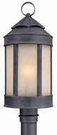 Troy P1465AI Anderson's Forge Outdoor Light Post - 9 inches wide