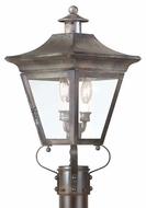 Troy P8931NR Oxford Traditional Outdoor Lighting Post - 10 inches wide