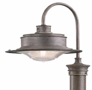 Troy P9393OG South Street Outdoor Lighting Post - 13.5 inches wide