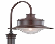 Troy P9394OR South Street Outdoor Lighting Post - 16.5 inches wide