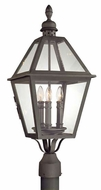Troy P9625NB Townsend Traditional Outdoor Lighting Post - 11 inches wide