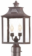 Troy PCD9003OBZ Newton Traditional Outdoor Lighting Post - 8.75 inches wide