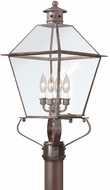 Troy P8958NR Montgomery Outdoor Lighting Post - 12.25 inches wide