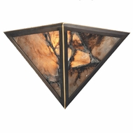 ELK 9003-2 Imperial Granite Rustic Pocket Sconce