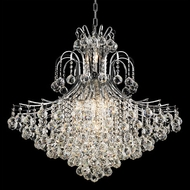 Elegant 8005G31C-RC Toureg Crystal Extra Large Chandelier Pendant With Chrome Finish