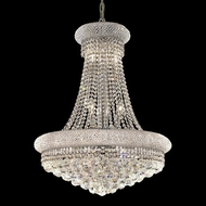 Elegant 1800D24C-RC Primo 14-light Crystal Chrome Chandelier Lamp